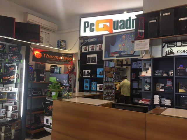 Assistenza informatica roma PCQUADRO piazza Bologna